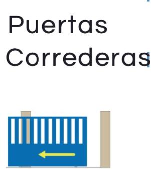 MOTORES PARA PUERTAS CORREDERAS ECONOMICOS VDS