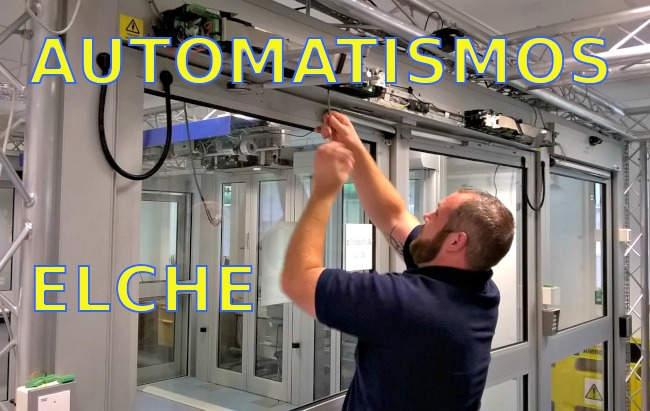 imagen Elche Automatismos Puertas y Persianas